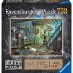 Ravensburger - Escape Room Scary