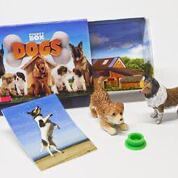 Reeves International - 1590 - Pocket Box Dogs