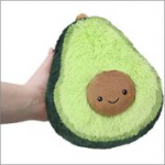 Squishable - 104349 - Mini Avocado