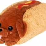 "Squishable - 106466 - Dachshund Hot Dog (15"")"