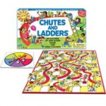Winning Moves - 1195 - Classic Chutes and Ladders
