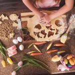 Handstand Kitchen - Bks-Spr3cc Set of Spring Fling Cookie Cutters