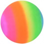 US Toy - GS831 - Rainbow Playground Balls/9in