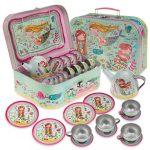 JewelKeeper - D1101 - Mermaid Tea Set