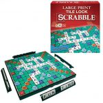 Winning Moves - 1234 - Large Print Tile Lock Scrabble