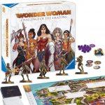 Ravensburger - 1841 - Wonder Woman Game