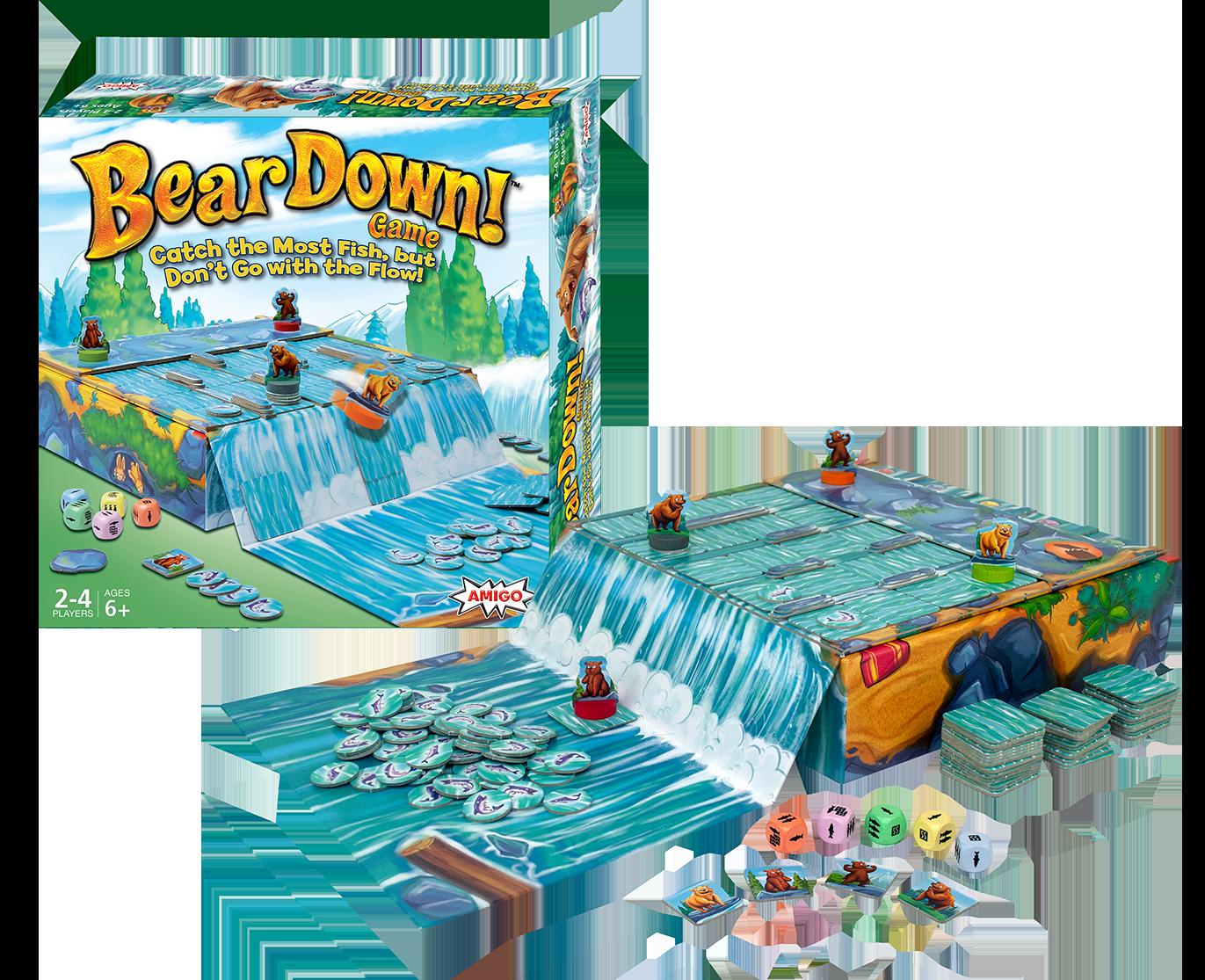 Amigo Games - 20422 - Bear Down