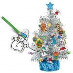 Faber Castell - 6195000 - Shrink Fun Tinsel Tree