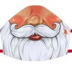 Wild Republic - Christmas Masks - Santa