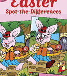 Dover Publications - 978-0-486-43852-8 - Easter Spot the Difference