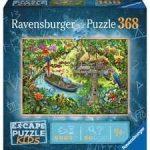 Ravensburger - 12934 - Kids Escape Room Puzzles