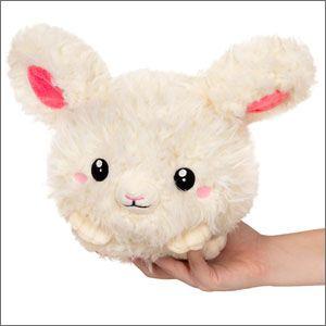 "110395 - 15"" Snuggle Bunny, 106923 - 7"" Snuggle Bunny"
