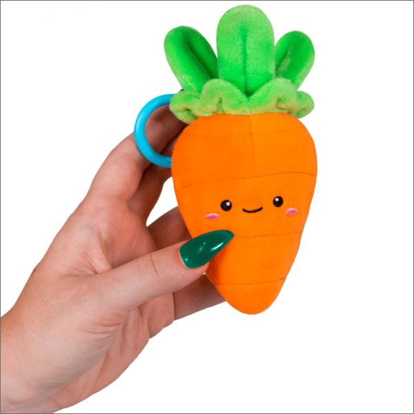 """Squishable - 110647 - 3"""" Carrot"""