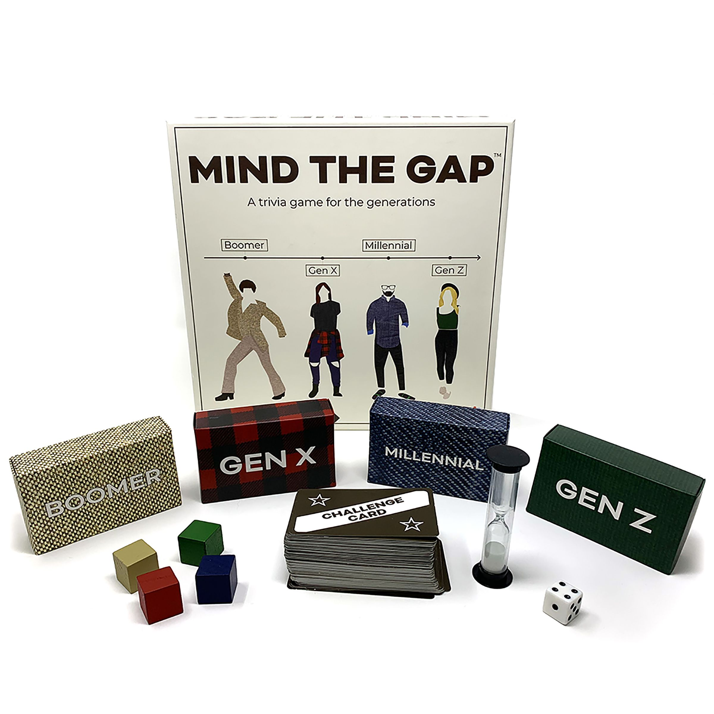 Solid Roots - Mind the Gap