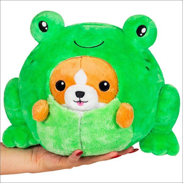 Squishable - 110586 - Undercover Corgi in Frog