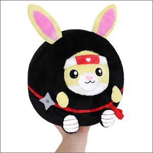 Squishable - 106657 - Undercover Bunny in Ninja