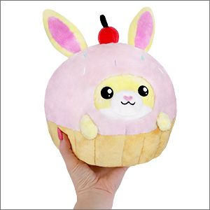 Squishable - 106640 - Undercover Bunny in Cupcake