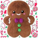 Squishable - 102578 - Gingerbread