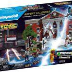 Playmobil - 70574 - Back to The Future Advent Calendar