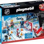 Playmobil - 9294 - NHL Advent Calendar