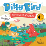 Ditty Bird - 015 - Dinosaur Sounds
