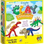 Faber Castell - 6174 - Clay with Dinos