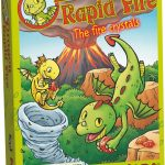 Haba - 302215 - Dragon Rapid Fire - The Fire Crystals