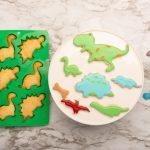 Handstand Kitchen - BKS-DNOULT - Dinosaur Ultimate Baking Party Set