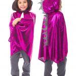 Little Adventures - 24034 - Magenta Dragon Cloak (Pg. 60)Ages 3-8