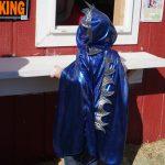 Little Adventures - 24035 - Blue Dragon Cloak (Pg. 60)Ages 3-8