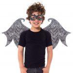 Little Adventures - 62975 - Black Dragon Wings & Mask Set (Pg. 61)Ages 3-8