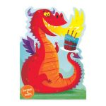 Mindware - 5433SS - SCRATCH & SNIFF- DRAGON CARD