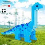 Pix Brix - Dinosaur Box Brachiosaurus