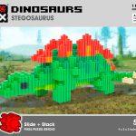 Dinosaur Box Stegosaurus