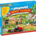 Playmobil - 70189 - Farm Advent Calendar