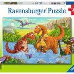 Ravensburger - 05030 - Dinosaurs at Play