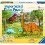Ravensburger - 05266 - Dinosaur Pals Floor Puzzle