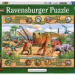 Ravensburger - 10609 - Dinosaur Puzzle Kids