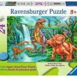 Ravensburger - 5541 - Dino Falls