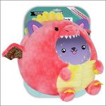 Squishable - 106671 - Undercover Red Dragon Disguise