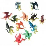 US Toy Company - 4454 - Mini Dragons