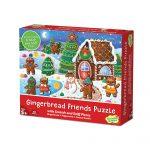 Mindware - PZ40 - Gingerbread Scratch N Sniff Puzzle