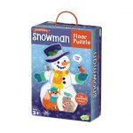 Mindware - PZ38 - Snowman Puzzle