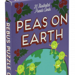 Project Genius - HJ004 - Peas On Earth Cards